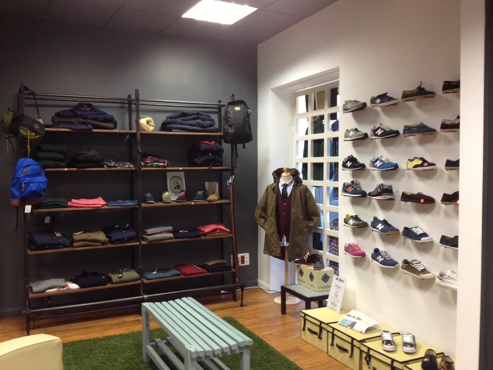 Tiendas de moda en madrid the firm tienda multimarca en for Ideas para disenar ropa
