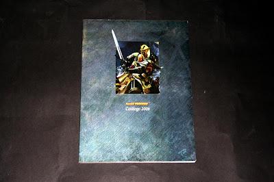 Portada del Catálogo 2006 de Games Workshop