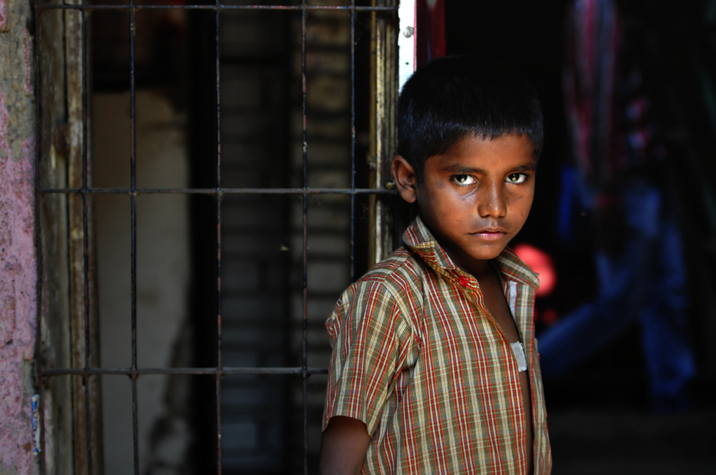 Photo of a boy in Wadala
