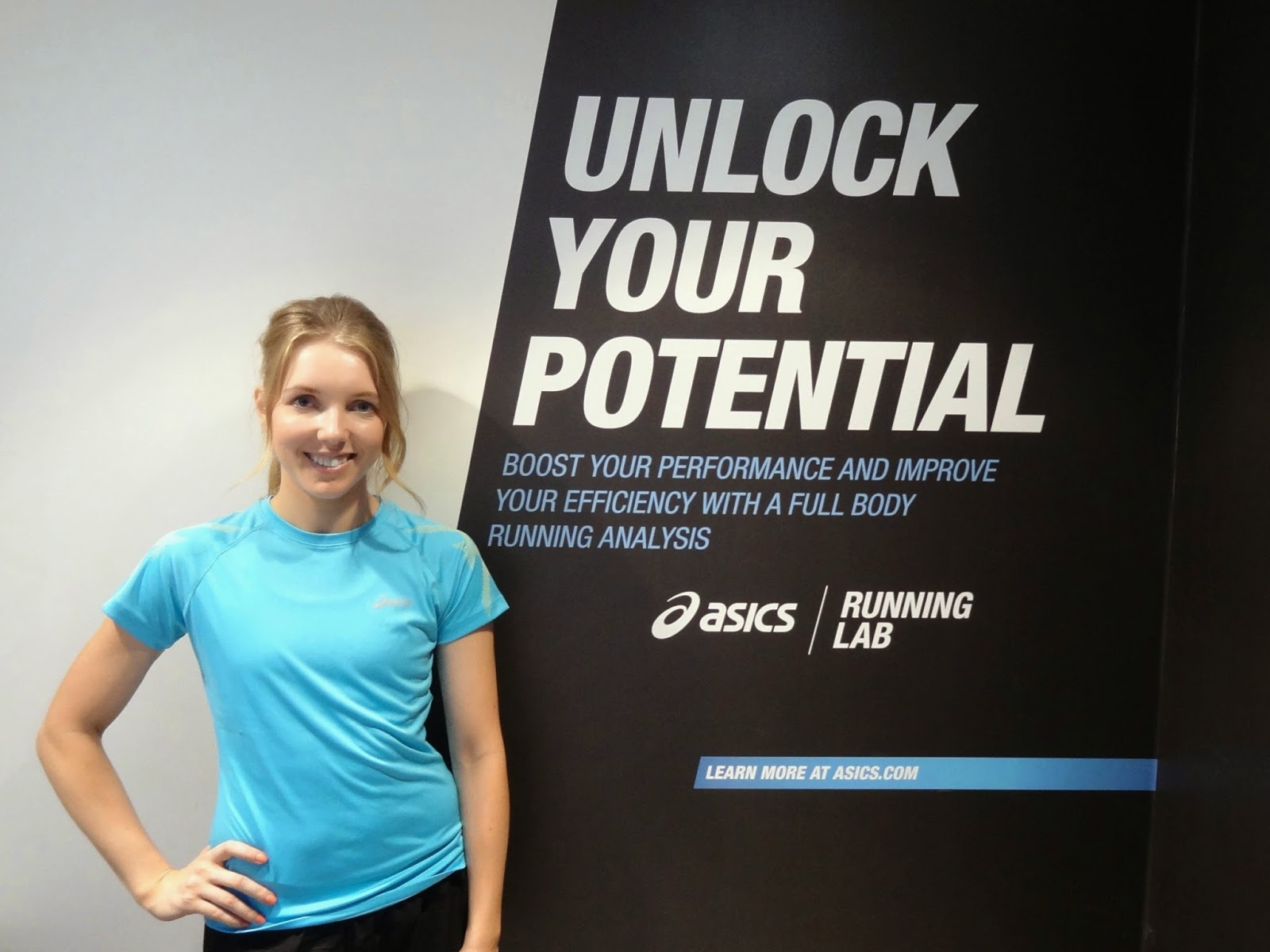 Asics Unlock Your Potential Running Lab
