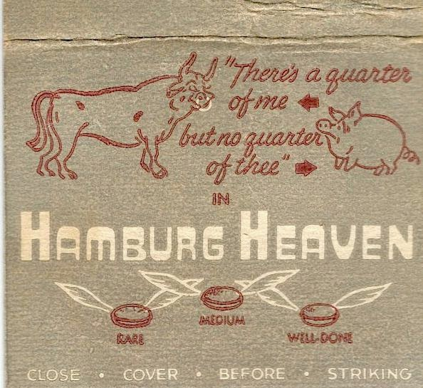 Matchbook Hamburg Heaven