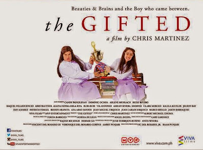 The Gifted Starring Anne Curtis Sam Milby Cristine Reyes