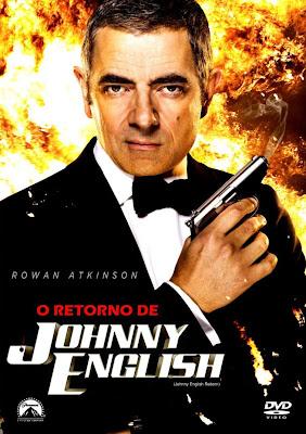 Filme O Retorno de Johnny English