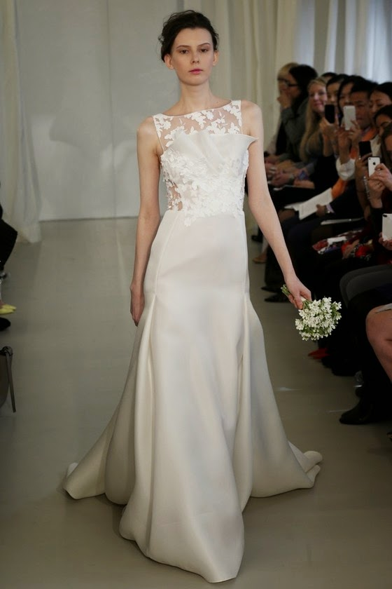 Angel Sanchez Bridal 2014 Collection