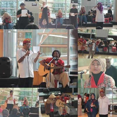 KABUT MERAH - Road Show PMK ke 32 di TIM Jakarta