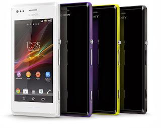 Sony Xperia M Price