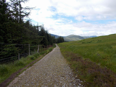 mountain biking in the highlands
