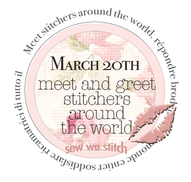 Meet and Greet Stitchers