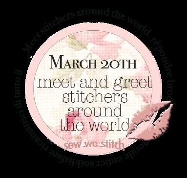 Meet and Greet Stitchers