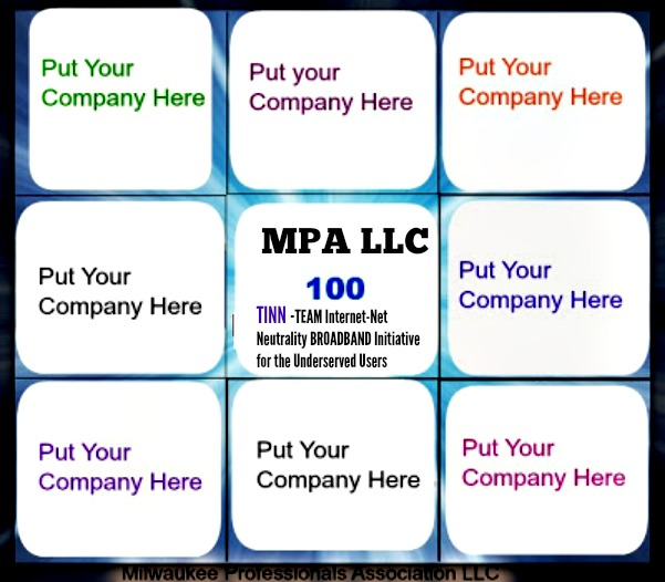"MPA LLC 100 ""TINN"" BUSINESS PIONEERS"