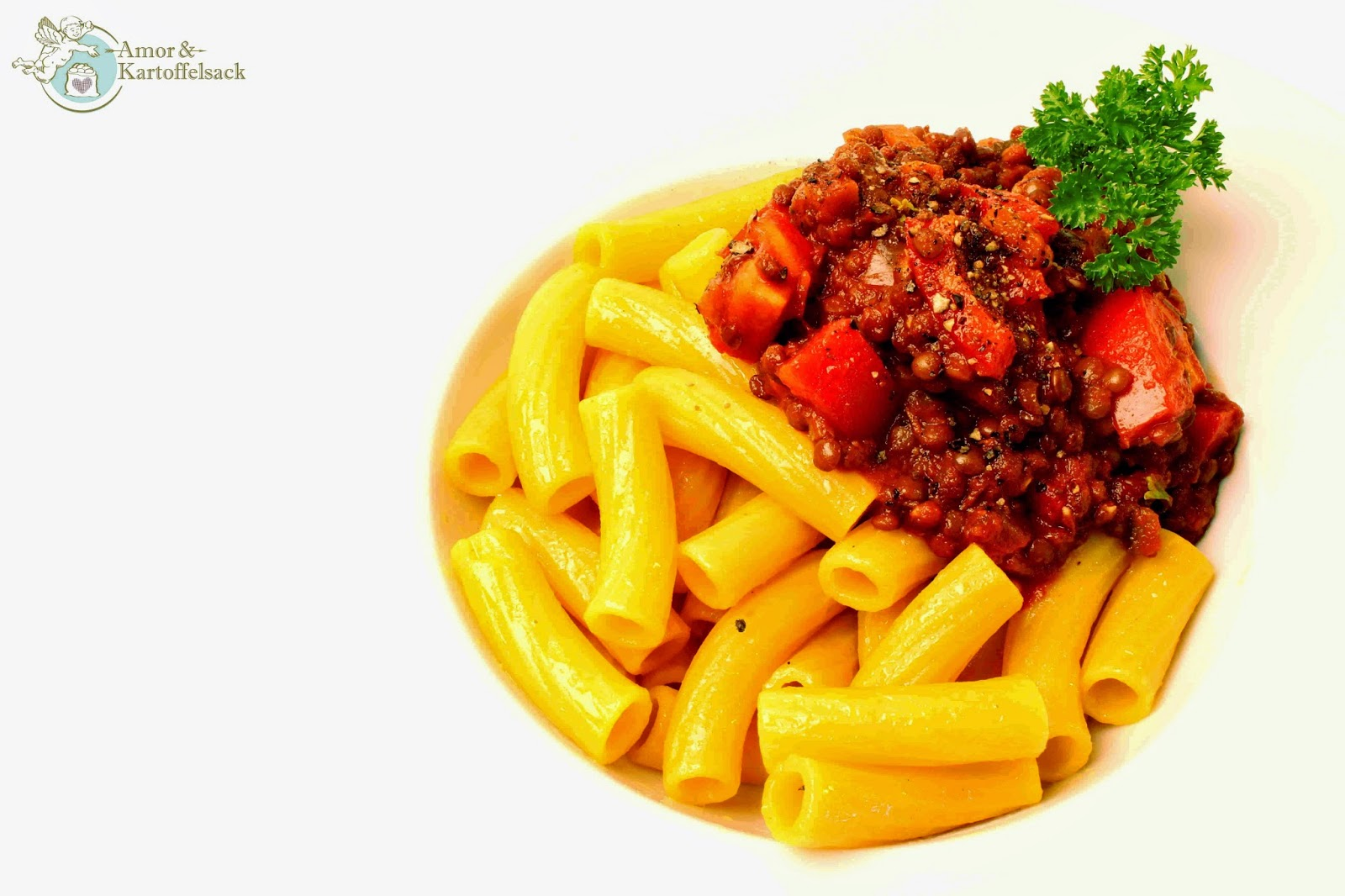 Spagetti Bolognese vegetarisch