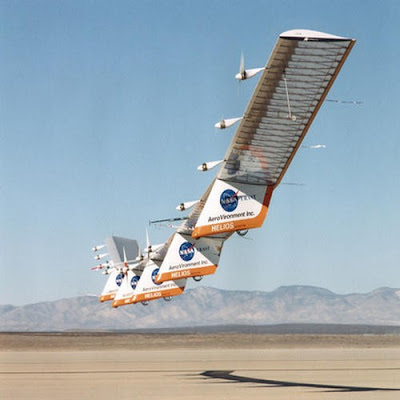 Strange Aircrafts pictures