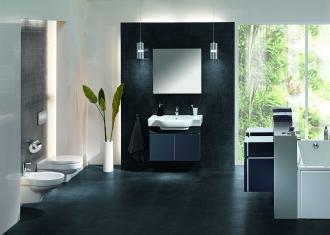 badezimmer schwarzer boden wei e wand badezimmer blog. Black Bedroom Furniture Sets. Home Design Ideas
