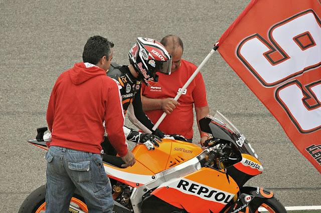 Foto Marc Marquez MotoGP 22