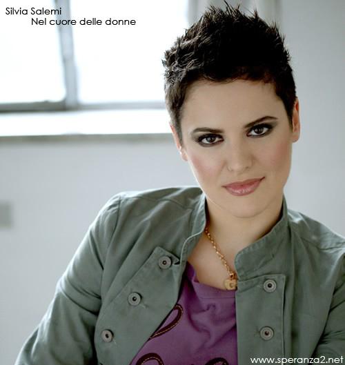 Sanremo 2003 - Silvia Salemi - Nel cuore delle donne