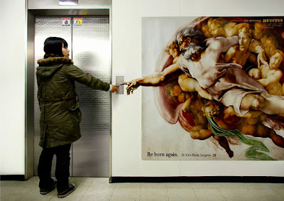 Creative and Cool Elevator Advertisements (15) 15