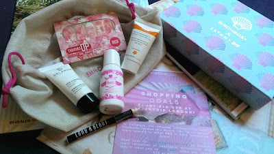 lebellelavie - The Skinny Dip collaboration with Birchbox