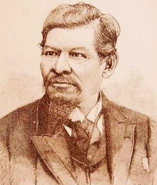 Retrato de Ignacio Manuel Altamirano