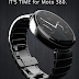 Moto 360: Jam tangan pintar Motorola