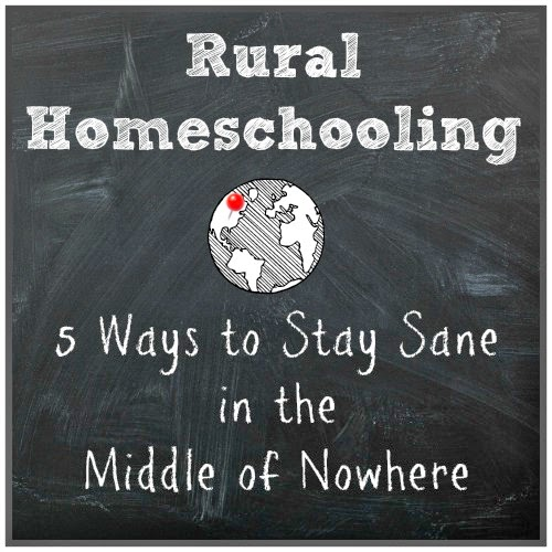 rural homeschooling