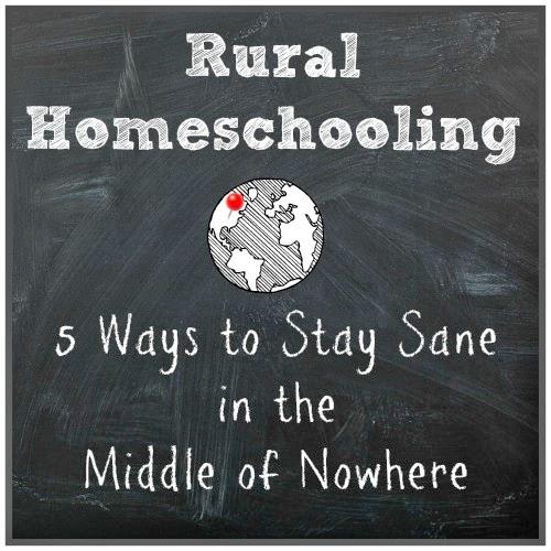 rural homeschooling