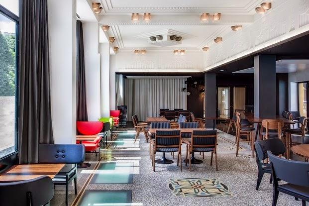 Hotel Molitor, restaurante
