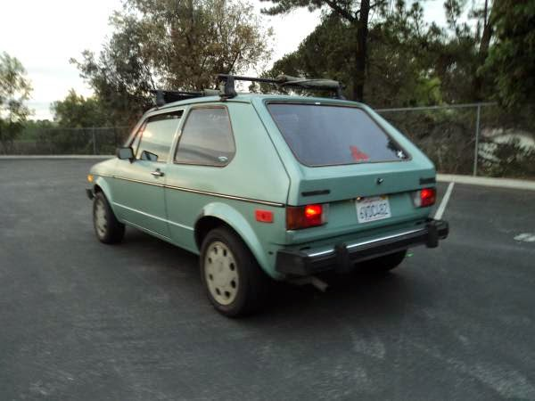 Drives Great, 1979 Volkswagen Rabbit Diesel