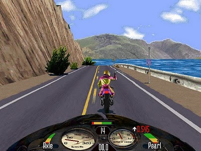 Road Rash Screenshots