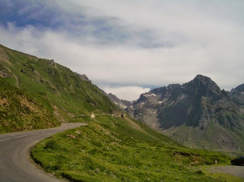 Col du Tourmalet France, Pedal Dancer