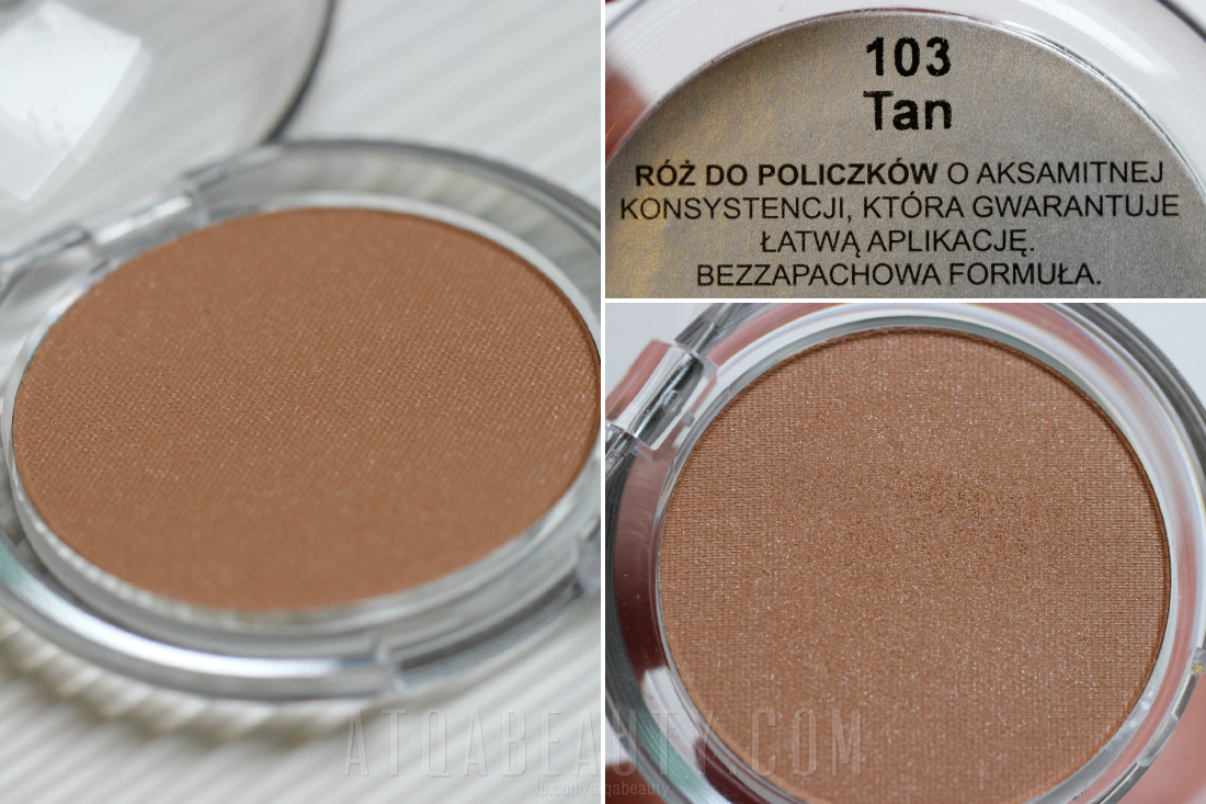 My Secret Blusher 103 Tan
