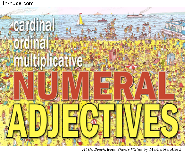 in-nuce.com  numeral adjectives