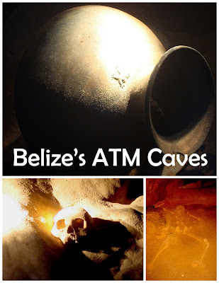 Travel the World: An unforgettable experience when traveling to Belize is trekking through Actun Tunichil Muknal, Belize's ATM cave tour.