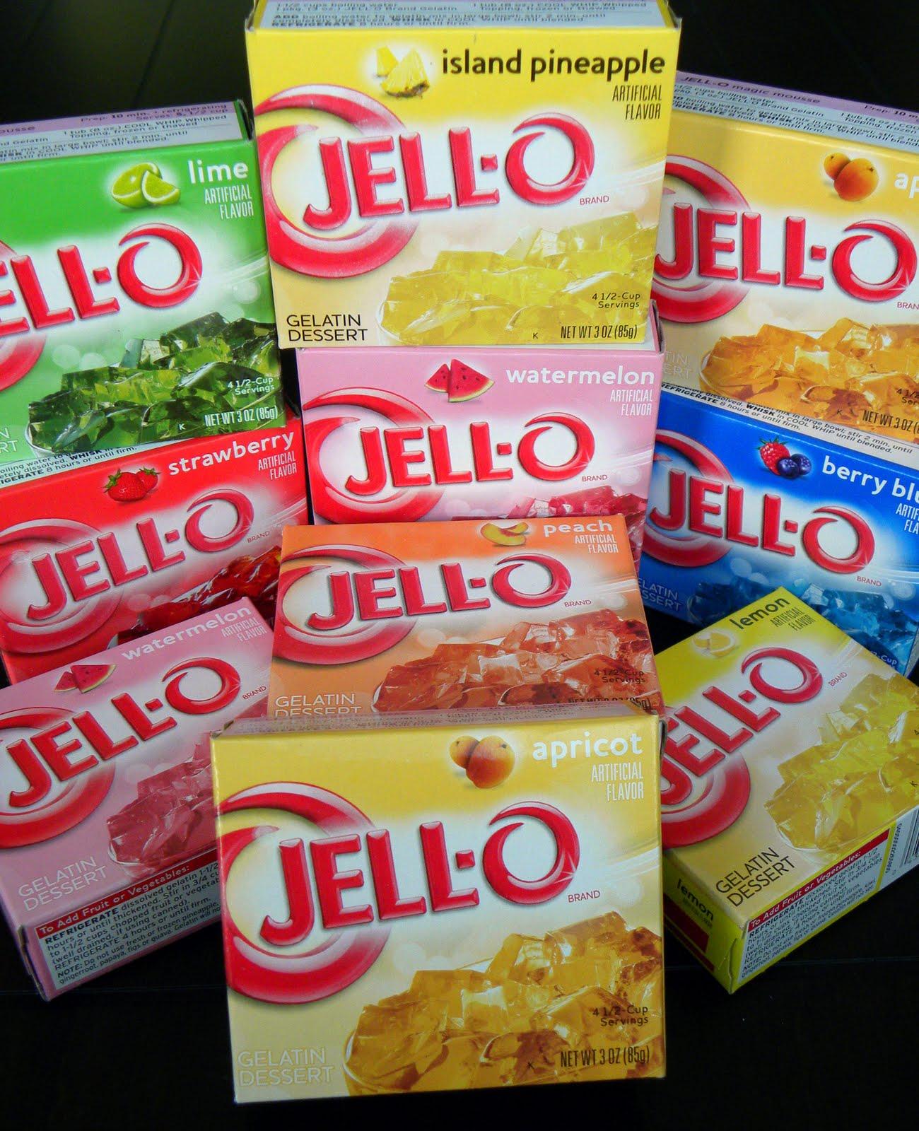 「jell-o」の画像検索結果