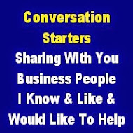 It's About Creating Conversations!