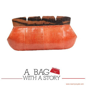 Queen Maxima Style A BAG WITH A STORY Clutch Bag