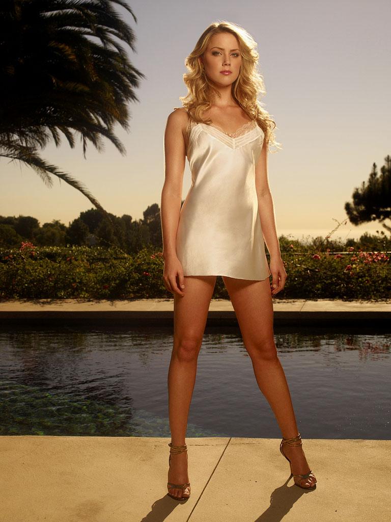 Amber Heard   Atriz