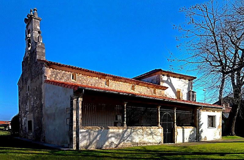 Ermita del Carmen en Prezanes