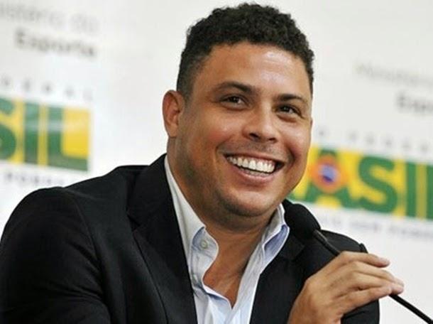Ronaldo Fenômeno em entrevista
