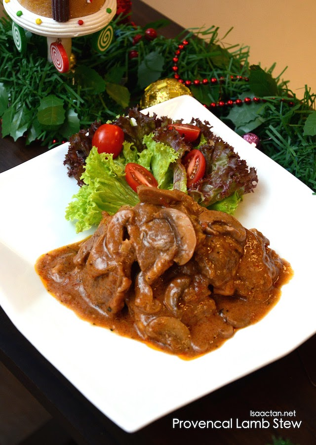 Provencal Lamb Stew - RM34.90