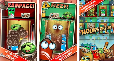 Bag It! 2.7(FULL) APK Armv6 | Android HVGA and QVGA HD Games