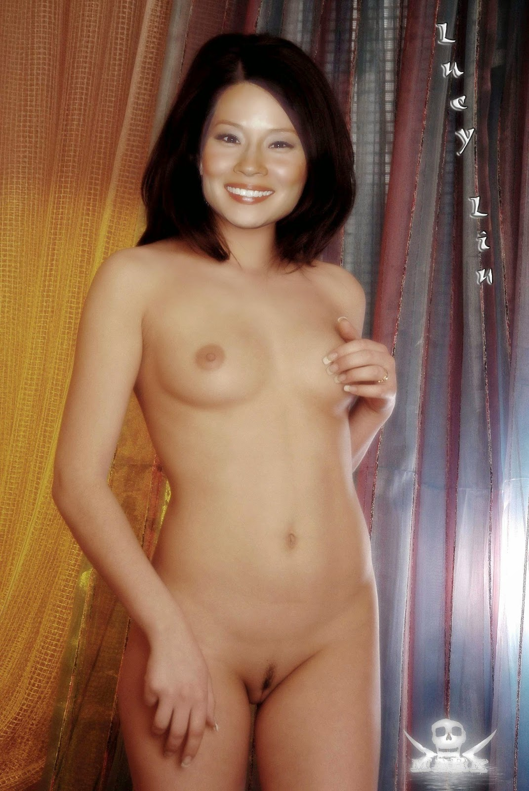 Lucy+Liu+Fakes+Naked+Gallery+06 - Actres Asian Nude