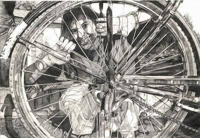 Risd Bike Drawings
