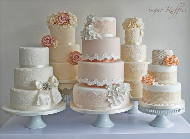 Smiths Bakery Wedding Cakes