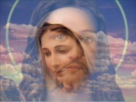 Virgem Maria e Jesus Cristo, rogai por nós!