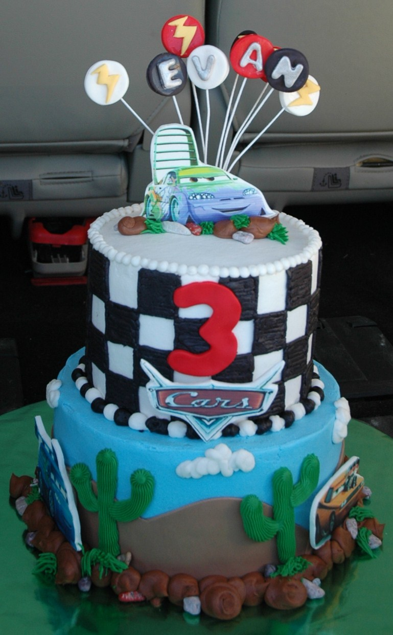 Car cakes, Cars and Cakes on Pinterest