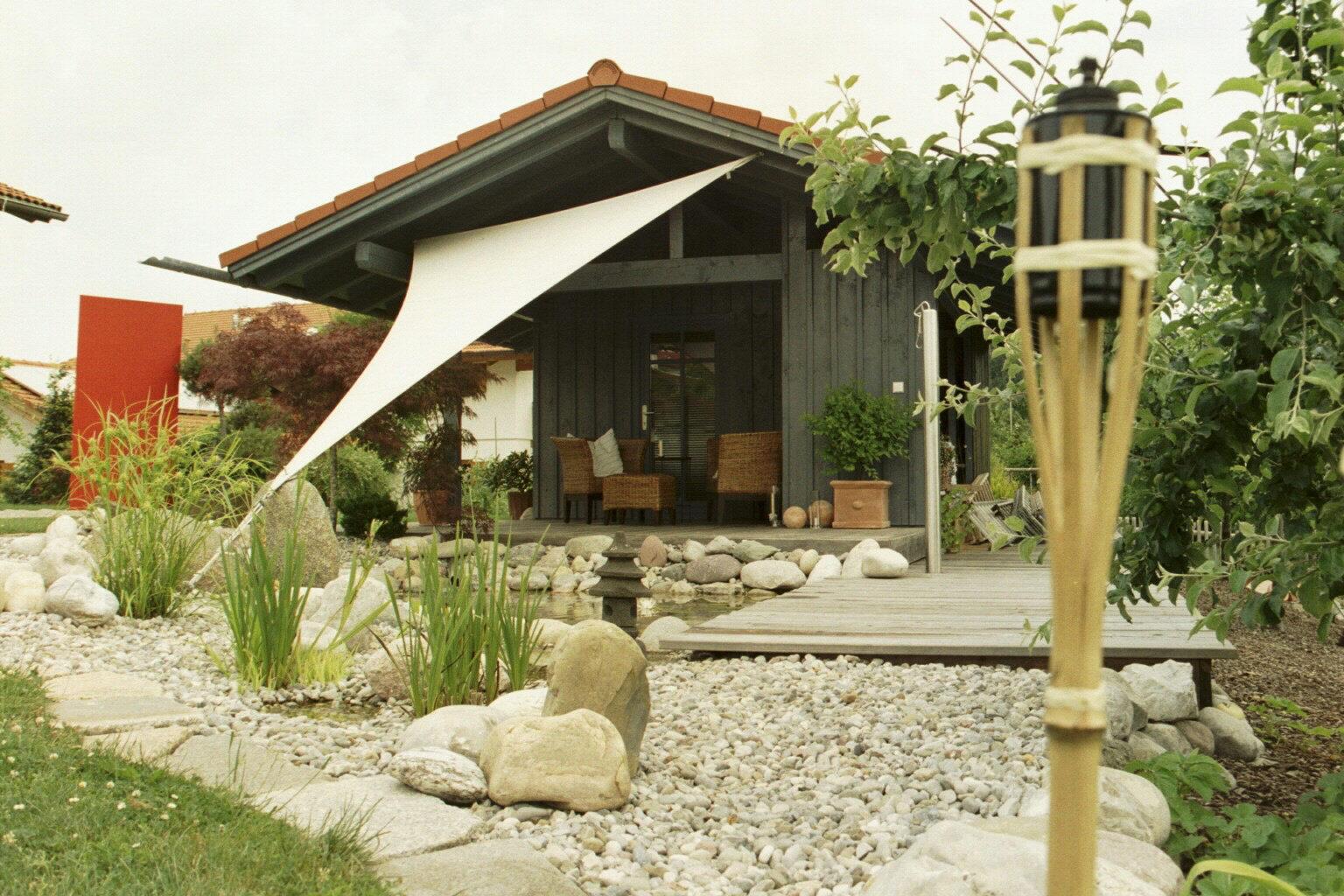 Deco Tips Jardin Feng Shui Jard N Feng Shui