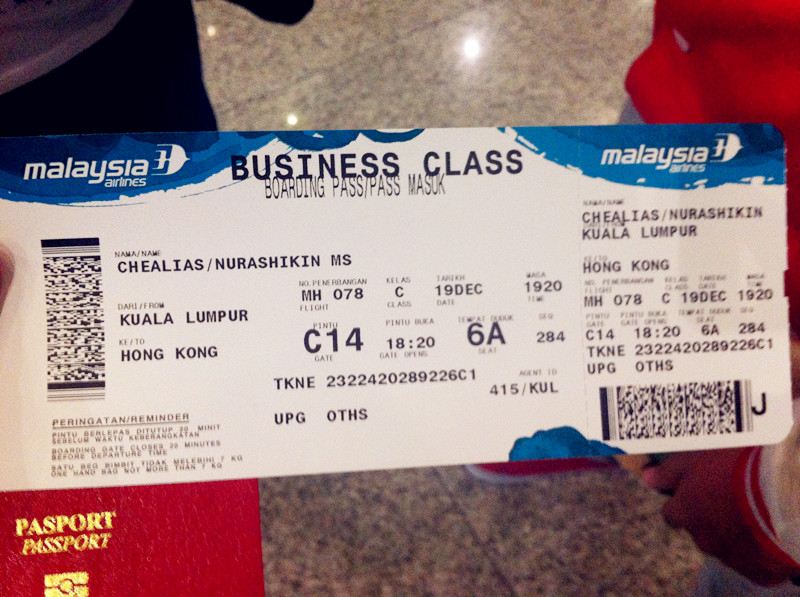 Flights Ticket to Malaysia