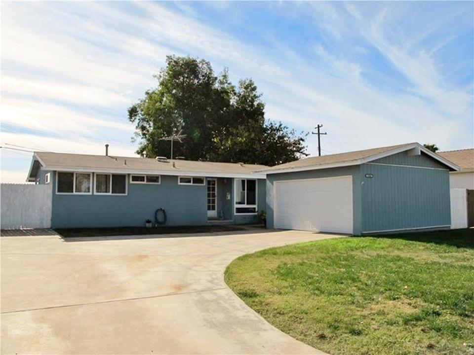 Garden Grove East Palmer U0026 Krisel Home For Sale U2013 Garden Grove, CA