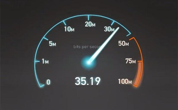 كيفية اختبار سرعة الأنترنت مباشرة على متصفح كروم