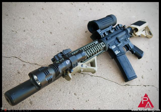 KWA LM4 PTR, KWA LM4 GBBR, KWA Gas Blowback Rifle, Realistic Airsoft Rifles, Pyramyd Airsoft Blog, Tom Harris Media, Tominator